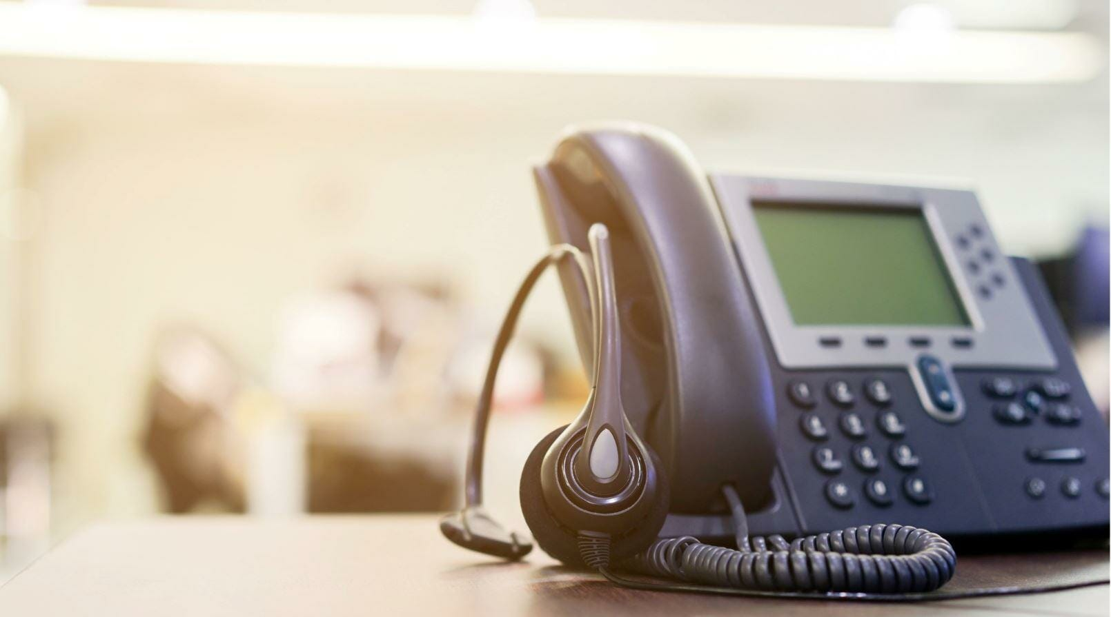 hosted voip telephone