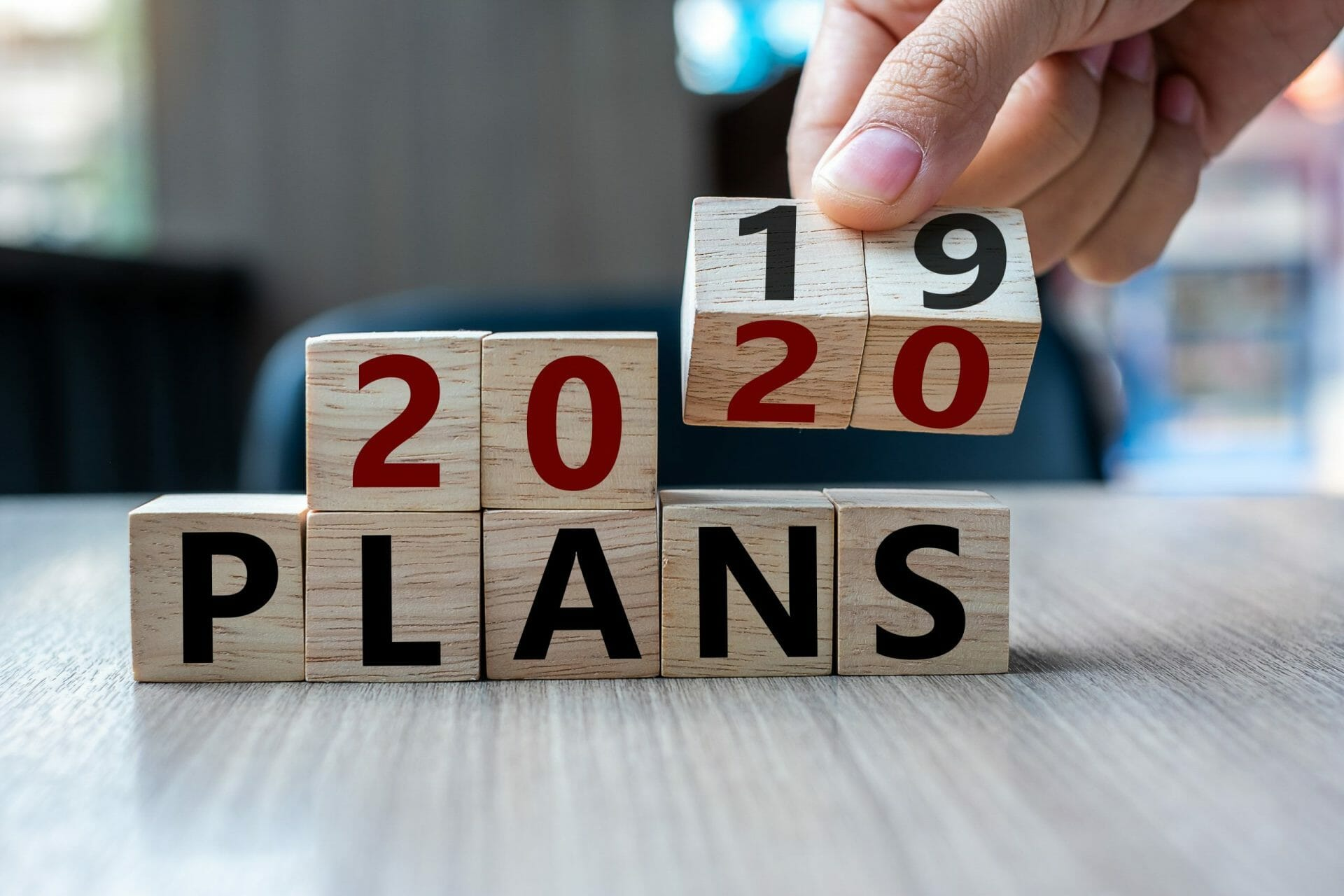 2019 to 2020 plans