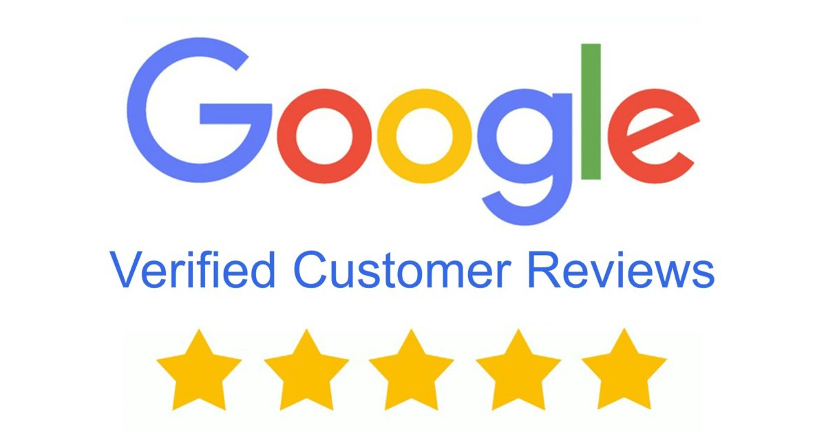 google verified customer reviews