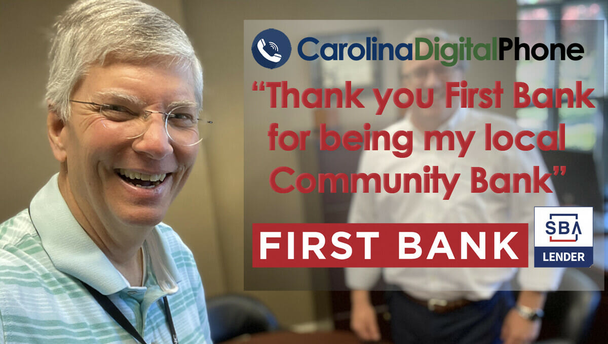first bank thank you