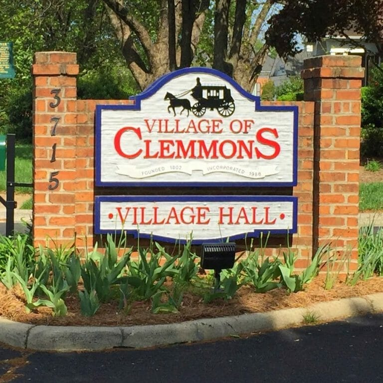 village of clemmons